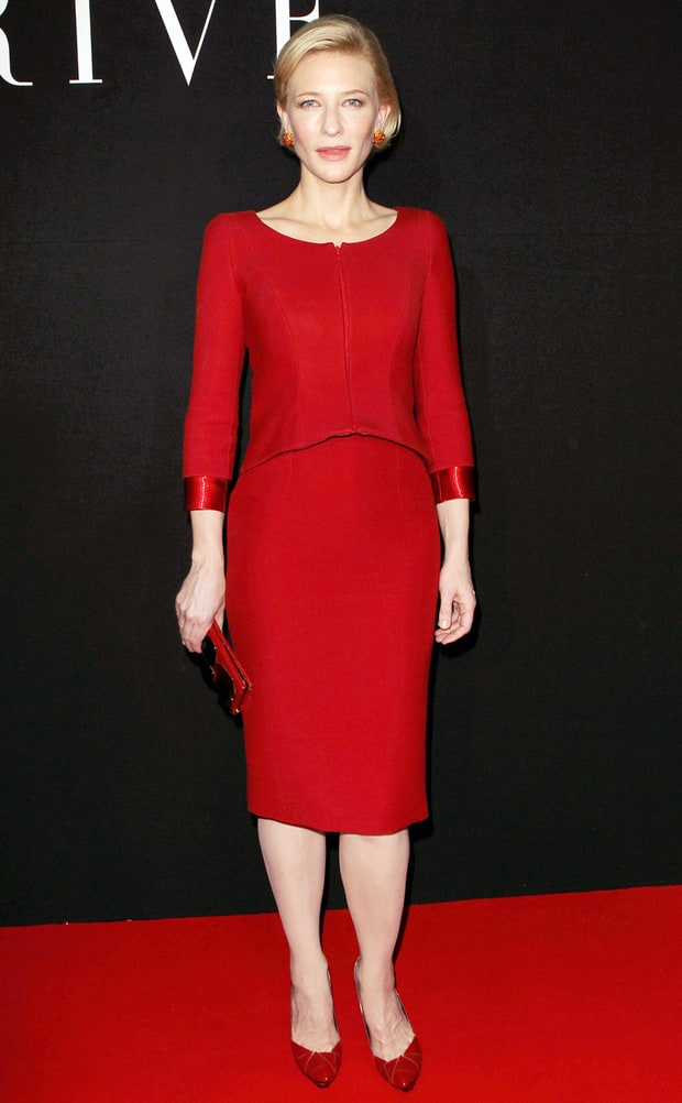 2011 Cate Blanchett S Best Red Carpet Looks Us Weekly