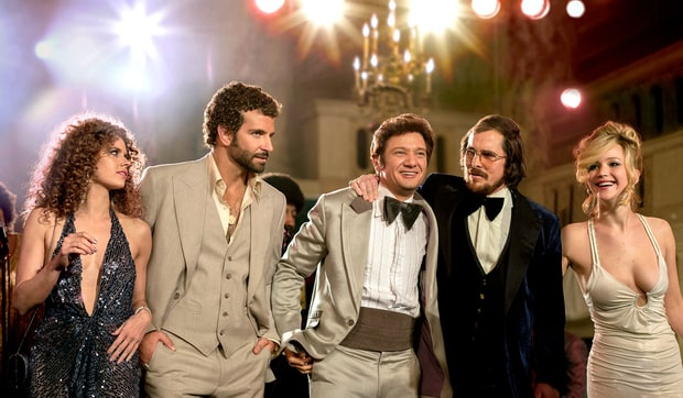American Hustle, Best Motion Picture - Comedy or Musical
