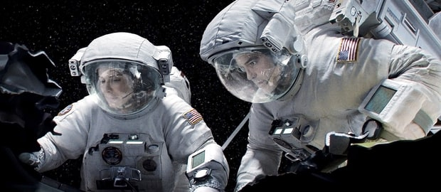 Gravity, Best Motion Picture - Drama