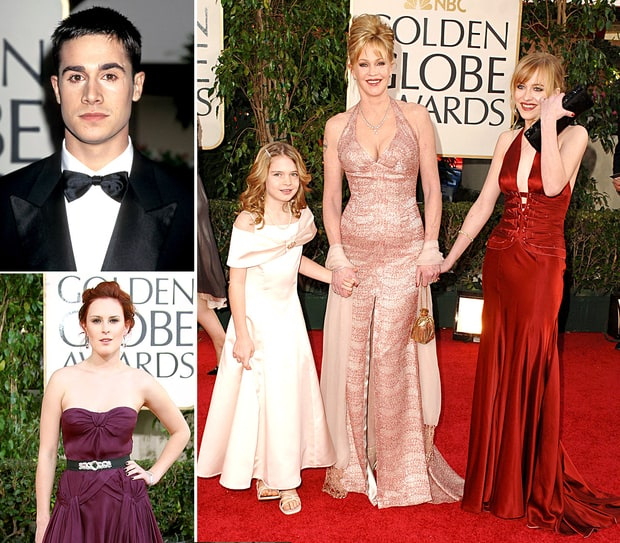 Miss and Mr. Golden Globes Through The Years