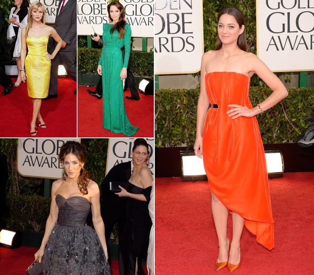 Golden Globes: The Best Dresses of All Time!