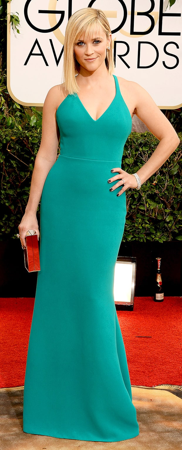 reese witherspoon golden globes 2014 reese witherspoon