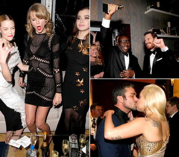 Golden Globes 2014 Parties: Inside the Hottest Bashes!