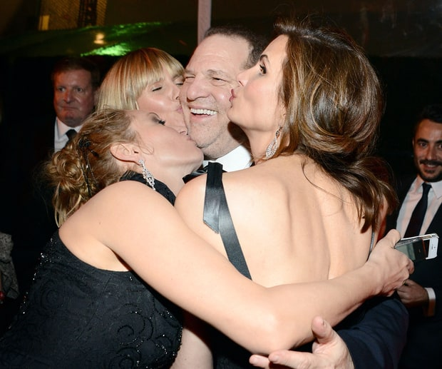 Harvey Weinstein, Heidi Klum, Uma Thurman