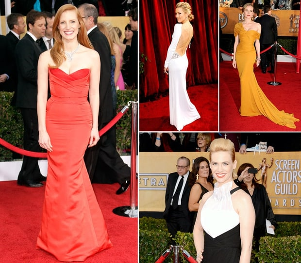 SAG Awards: The Best and Worst-Dressed of All Time