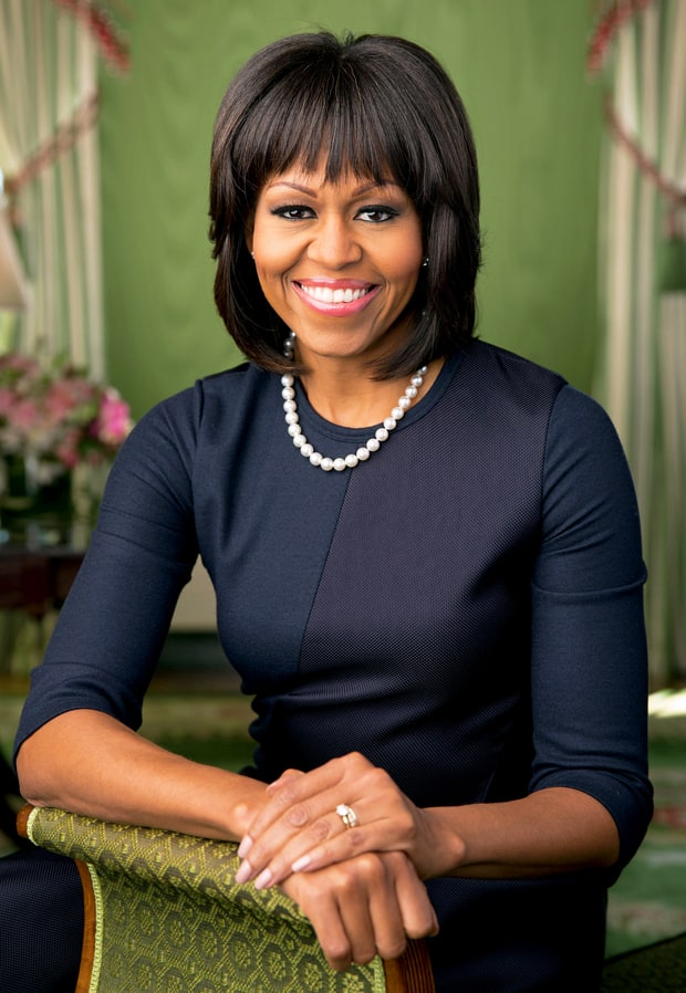 March 2013 -- Official Portrait