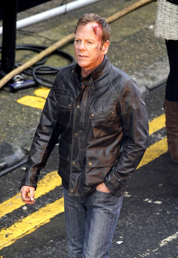 It's Bloody Jack Bauer!