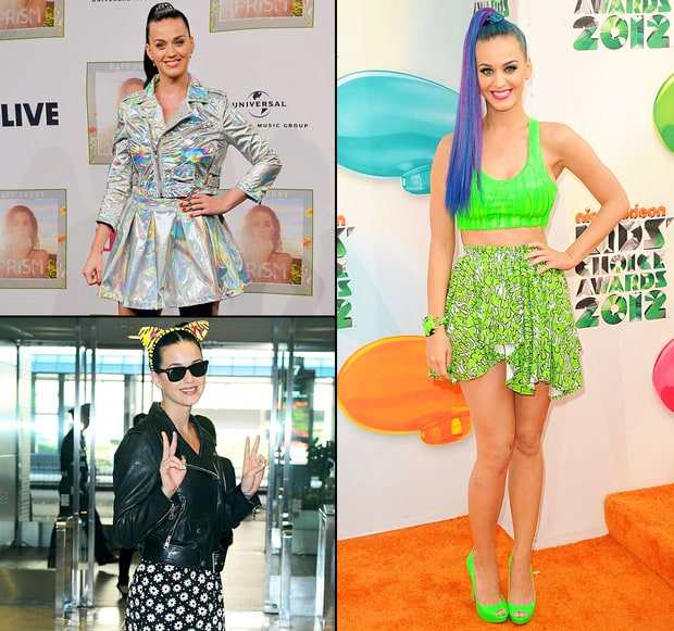 Katy Perry's Craziest Style Moments