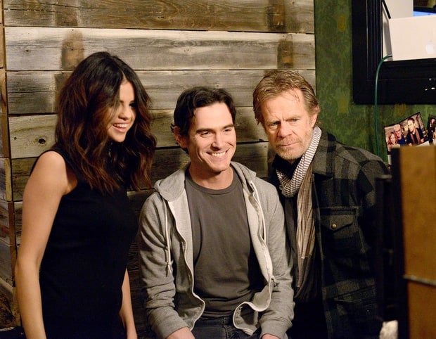 Selena Gomez, Billy Crudup and William H. Macy