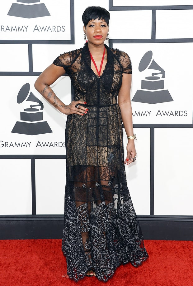 Fantasia Barrino: 2014 Grammy Awards
