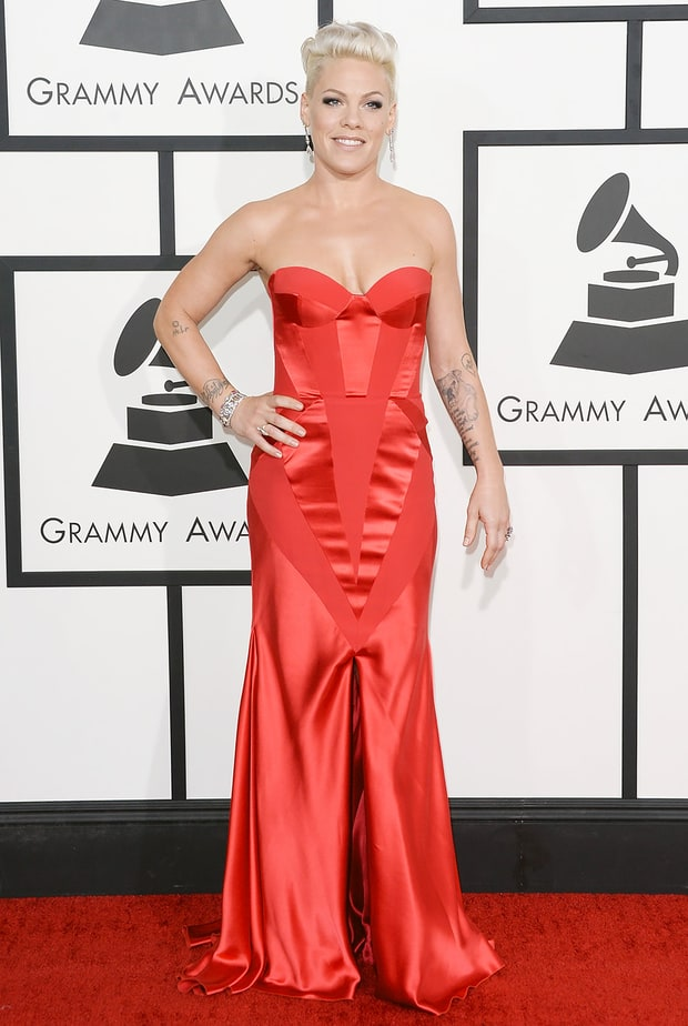 Pink: 2014 Grammy Awards
