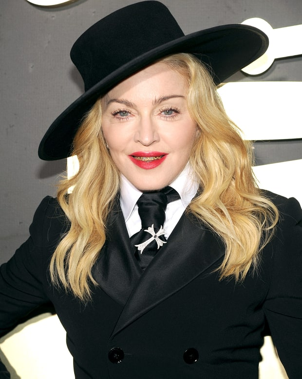 Madonna's Tuxedos, Grill