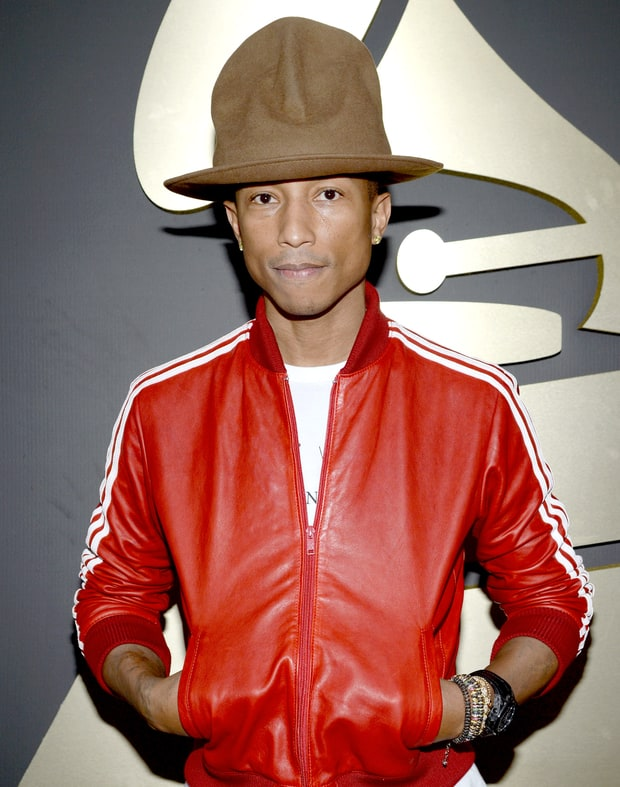 Pharrell's Oversized Hat