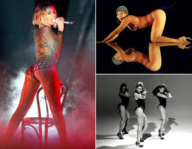 Beyonce's Most Bootylicious Moments