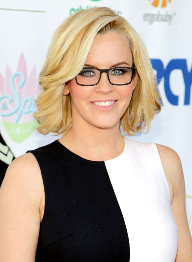 Jenny Mccarthy Celebs With Bob Hairstyles Us Weekly