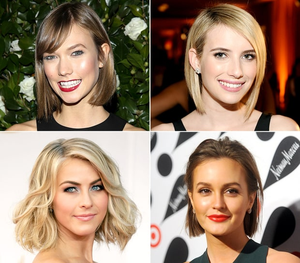 The Best Celeb Bobs