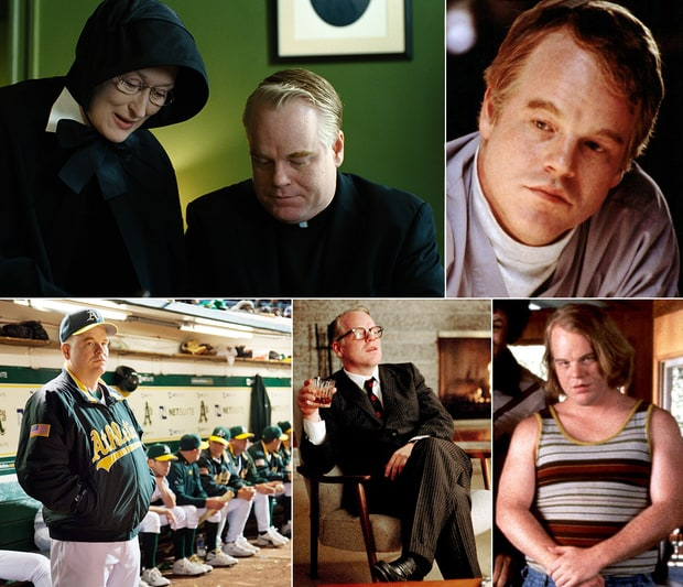 Philip Seymour Hoffman's Greatest Roles