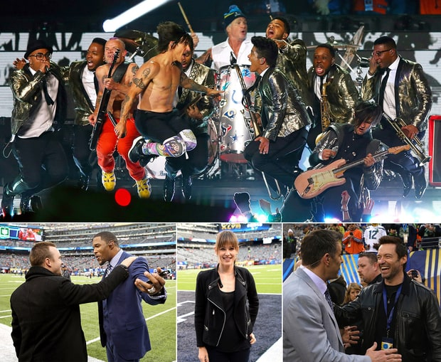 Super Bowl 2014: Stars at the Big Game!