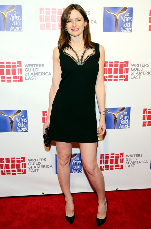 Emily Mortimer: Writers Guild Awards