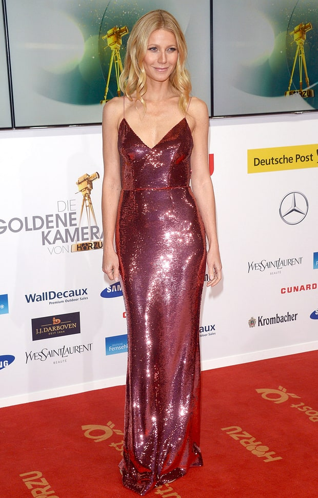 Gwyneth Paltrow: Golden Camera Awards