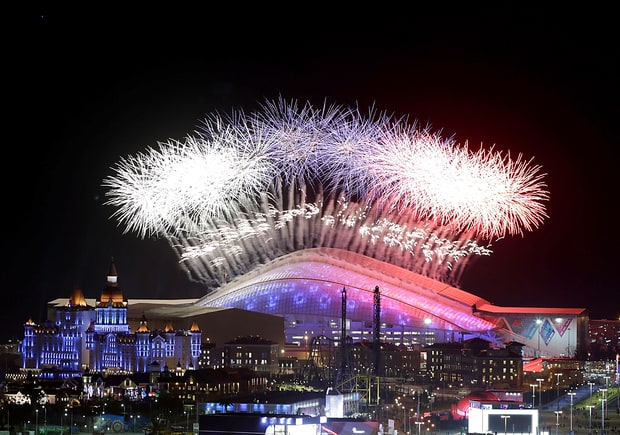 Sochi Winter Olympics Opening Ceremony Highlights