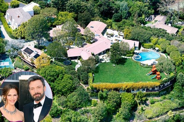 Jennifer Garner and Ben Affleck   Celebrity Real Estate ...