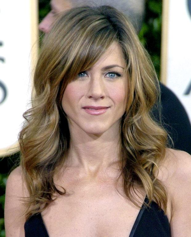 Jennifer Aniston's Hair Evolution