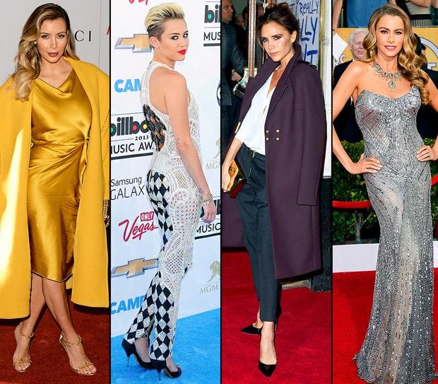 Celebrity Signature Poses   Celebs' Signature Red Carpet ...