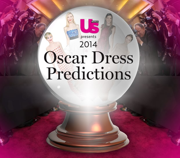 Oscars Dress Predictions for Lupita, Cate, and More