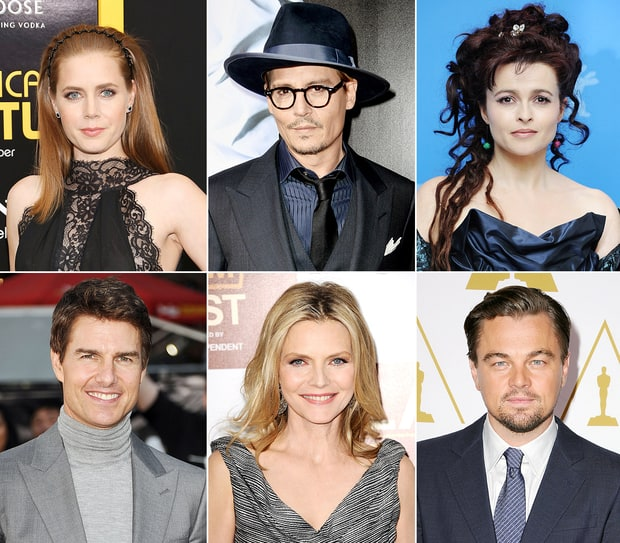 Stars Who've Never Won an Oscar