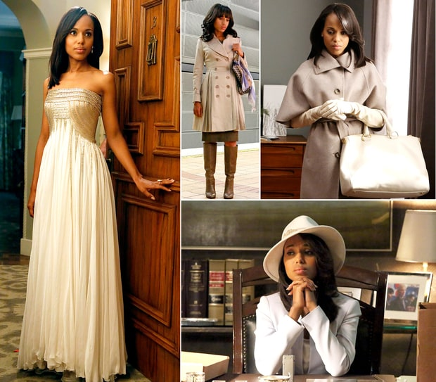 Olivia Pope's Best Scandal Styles