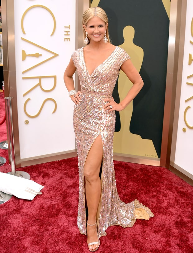 Nancy O'Dell: 2014 Oscars