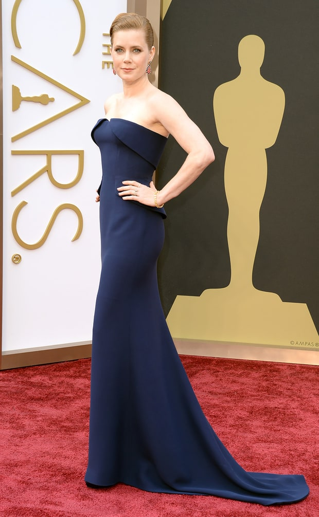 Amy Adams: 2014 Oscars