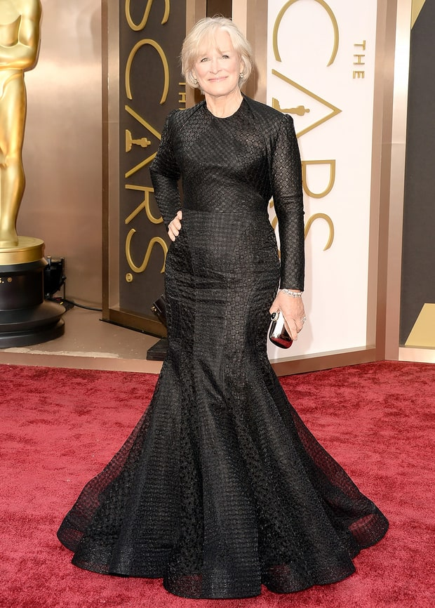 Glenn Close: 2014 Oscars