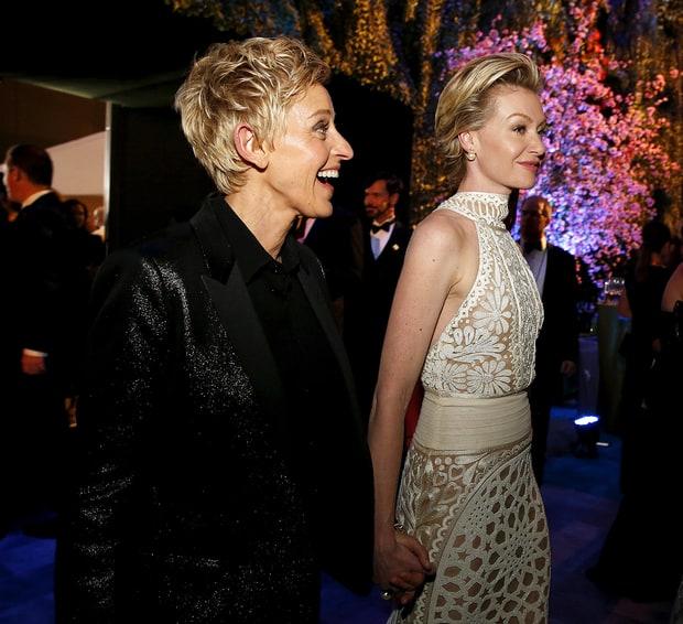 Portia De Rossi Pregnancy: Ellen DeGeneres And Portia De Rossi