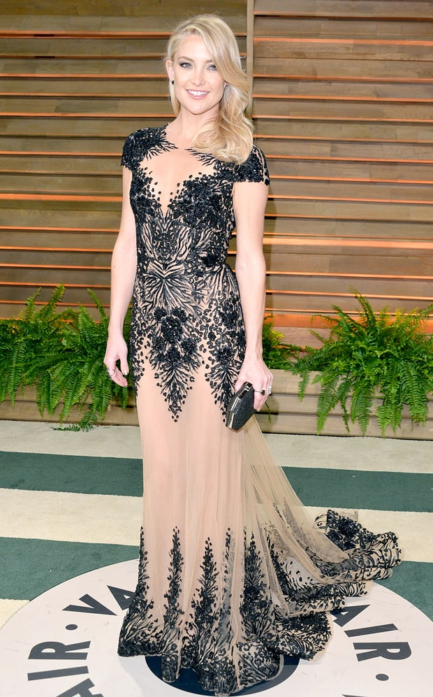 Kate Hudson: 2014 Vanity Fair Oscar Party
