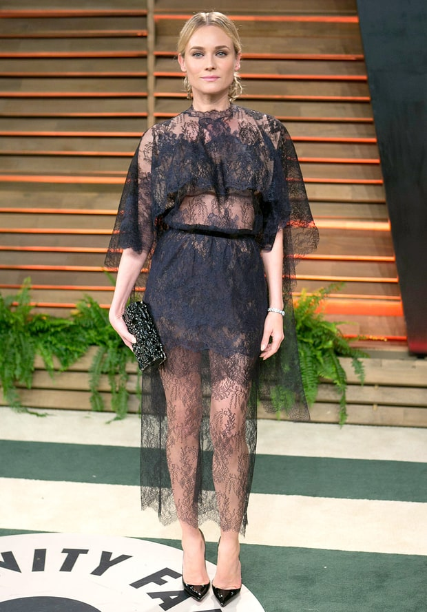 Diane Kruger: 2014 Vanity Fair Oscar Party