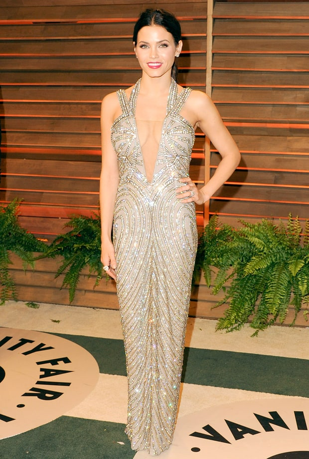 Jenna Dewan-Tatum: 2014 Vanity Fair Oscar Party