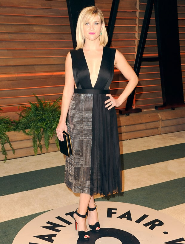 Reese Witherspoon: 2014 Vanity Fair Oscar Party