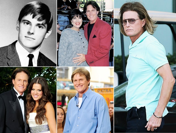 Caitlyn Jenner Through the Years