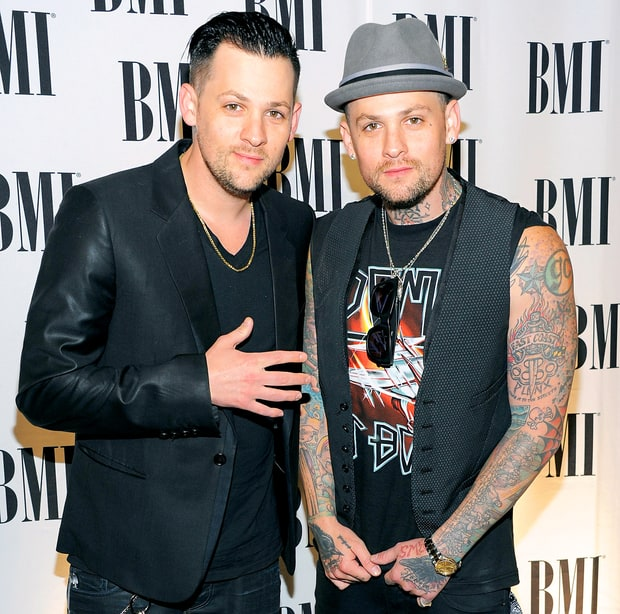 Benji Madden and Joel Madden