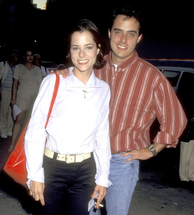 Parker Posey and Chris Posey
