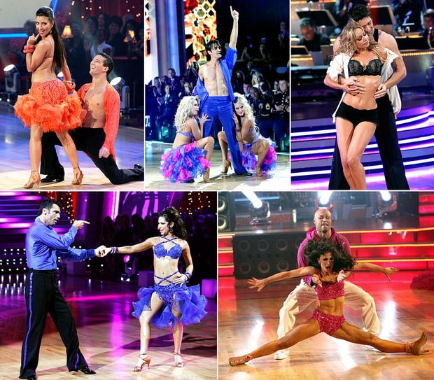 Dancing With the Stars' Sexiest Costumes Ever!