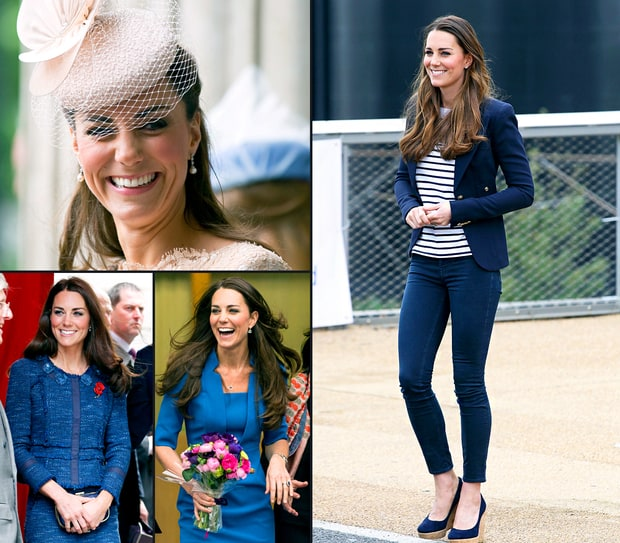 Copy the Kate Middleton's Style for Way Less