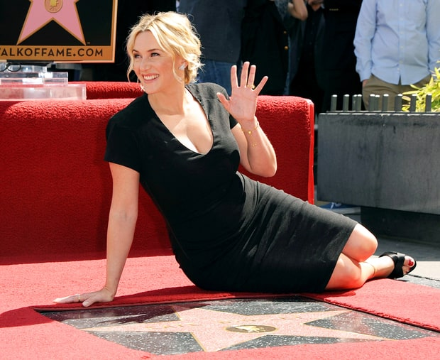 Hollywood Walk of Winslet