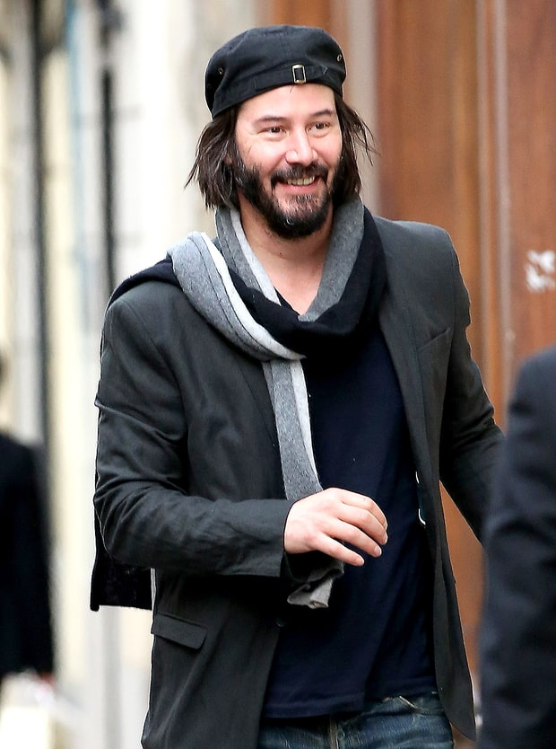 Keanu's Sunshine Day
