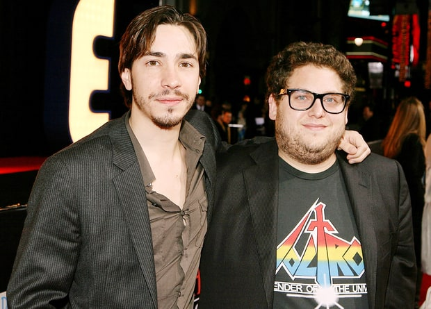 Justin Long and Jonah Hill