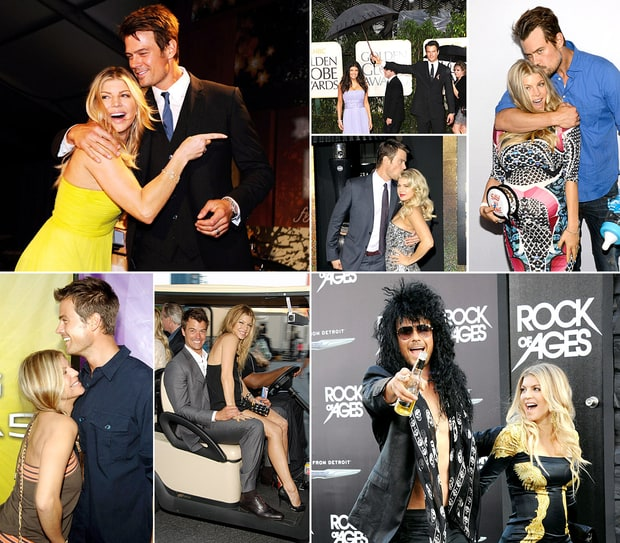 Josh Duhamel and Fergie's Sweetest Moments