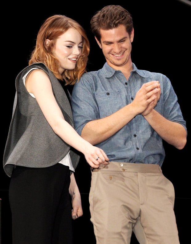 Emma and Spidey