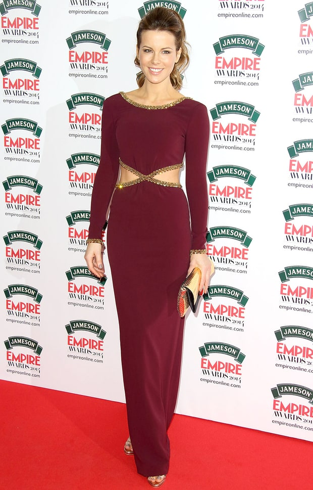 Kate Beckinsale: Jameson Empire Awards